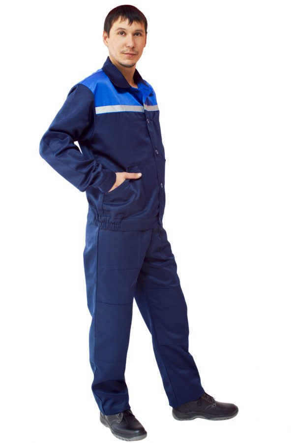 Костюм «Легион», куртка + брюки, с СОП полосой -367