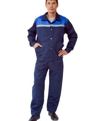 Костюм «Легион», куртка + брюки, с СОП полосой -0