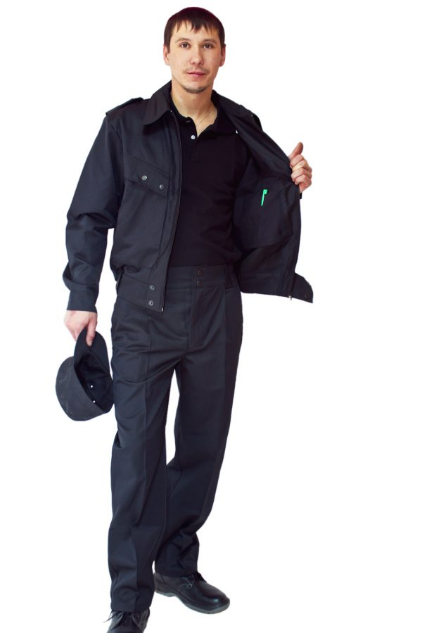 Костюм «Ягуар» куртка + брюки.-380