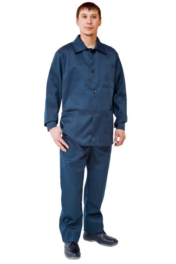 Костюм рабочий. Куртка + брюки.-390