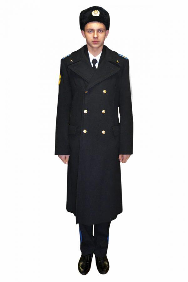 Шинель солдатская-399