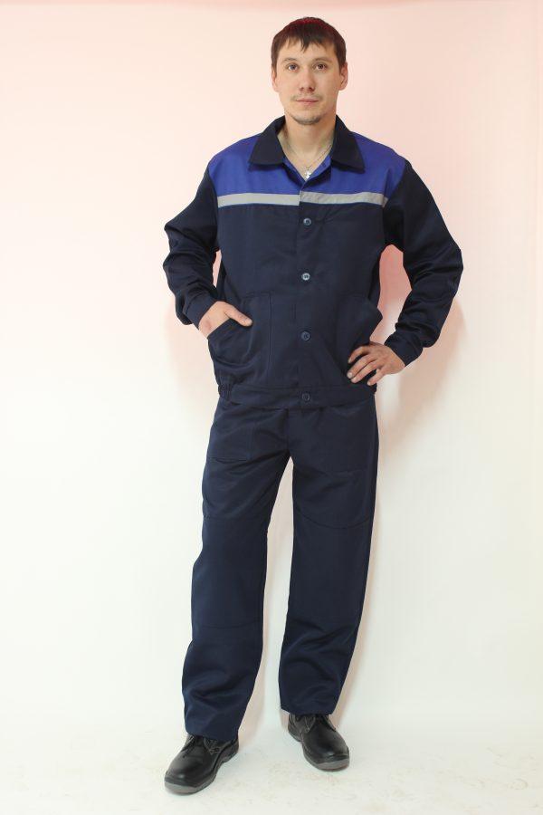 Костюм Легион рабочий мужской летний - куртка + брюки-439