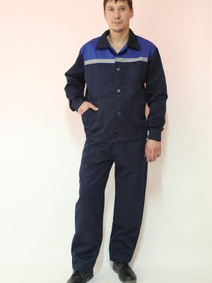 Костюм Легион рабочий мужской летний - куртка + брюки-0