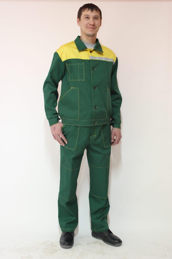 Костюм Легион рабочий мужской летний - куртка + брюки-438