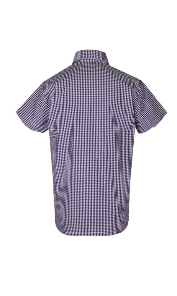 Рубашка классическая короткий/длинный рукав-600