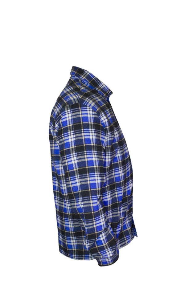 Рубашка классическая длинный рукав-605