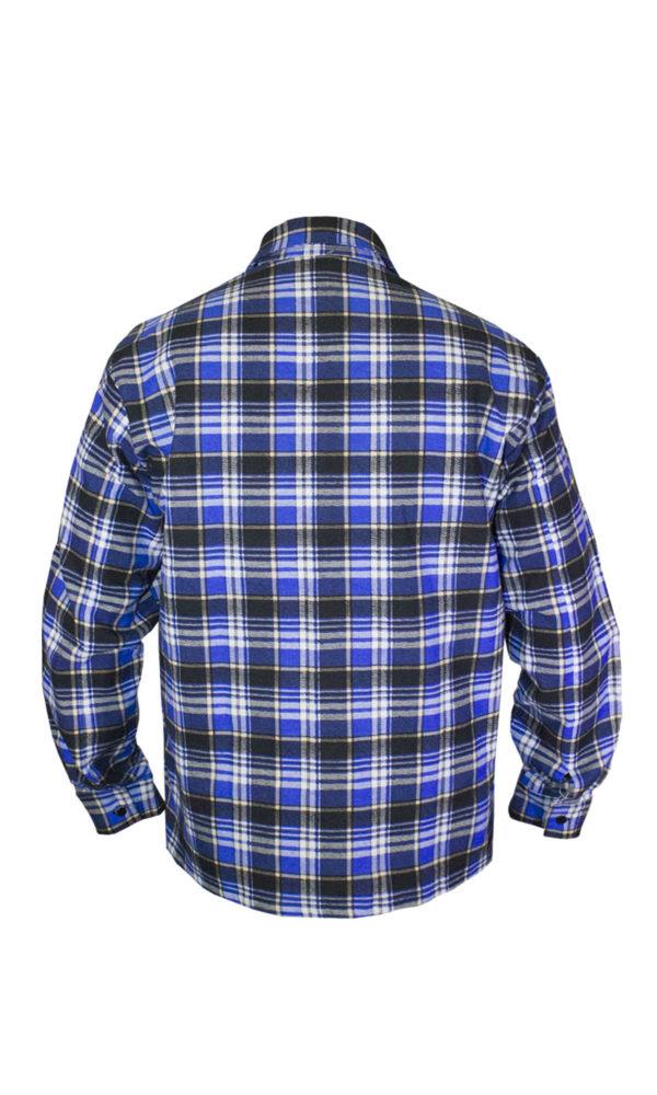 Рубашка классическая длинный рукав-607