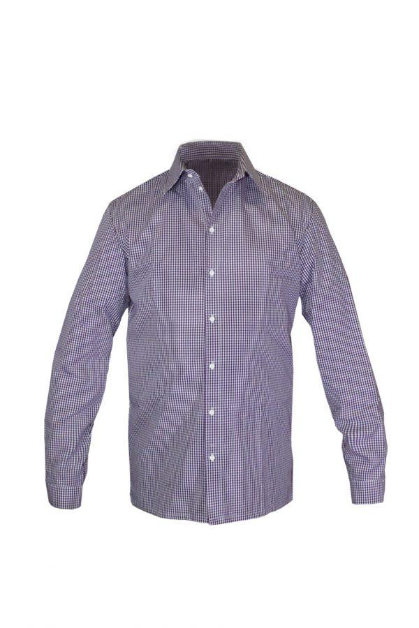 Рубашка на пуговицах для мужчин-0