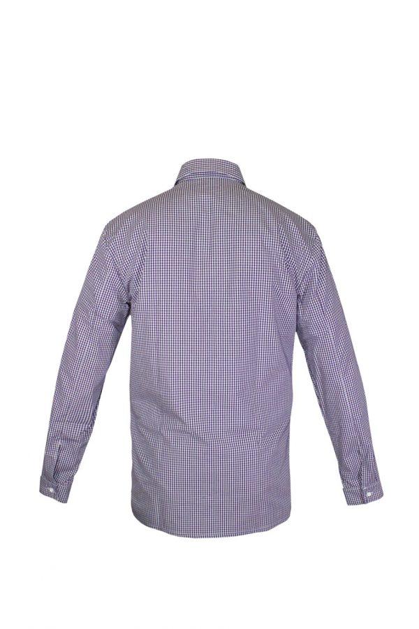 Рубашка на пуговицах для мужчин-604