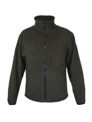 Куртка на флисе -0