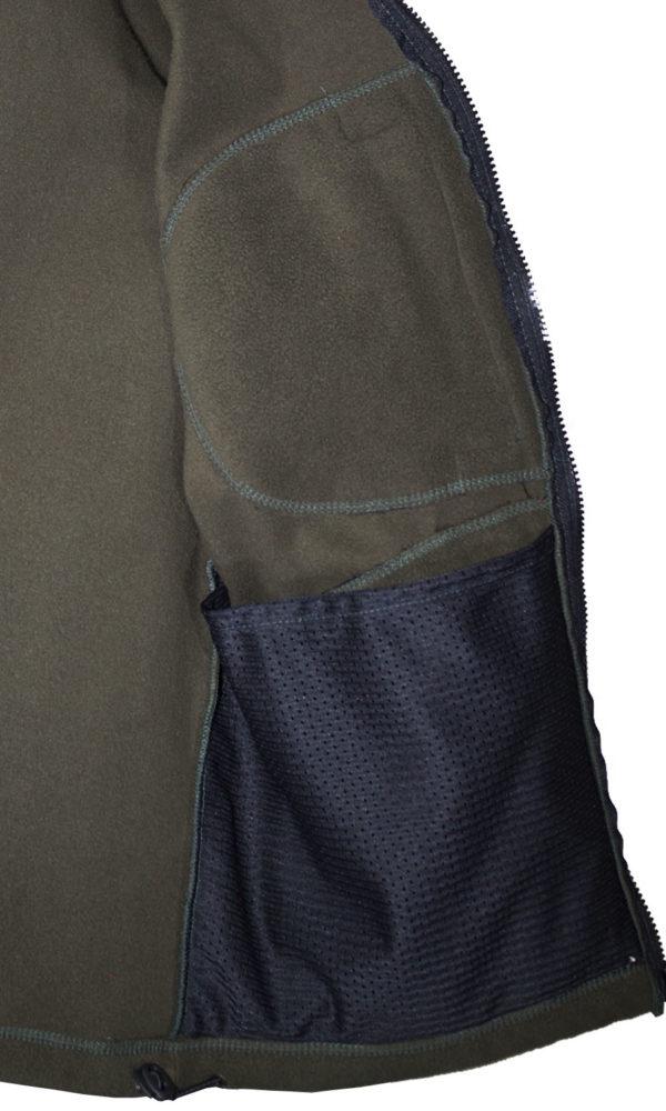 Куртка на флисе -554