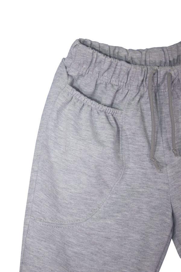 Трикотажные женские брюки-616