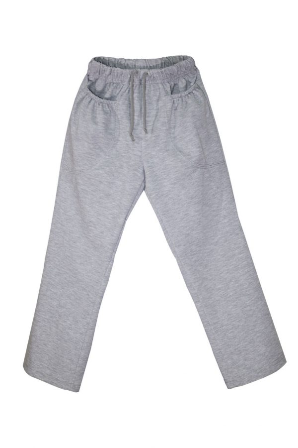 Трикотажные женские брюки-618