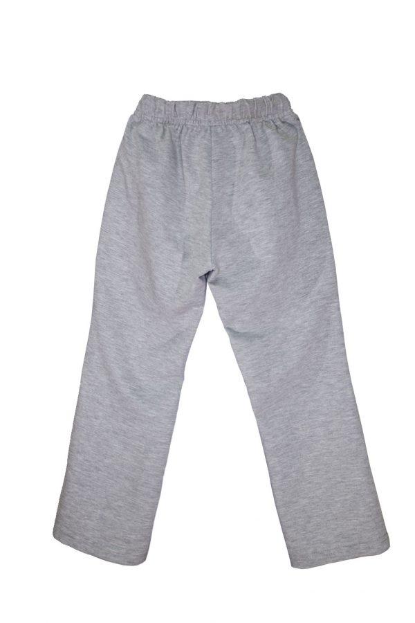 Трикотажные женские брюки-621