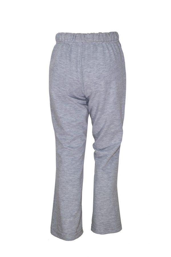Трикотажные женские брюки-619