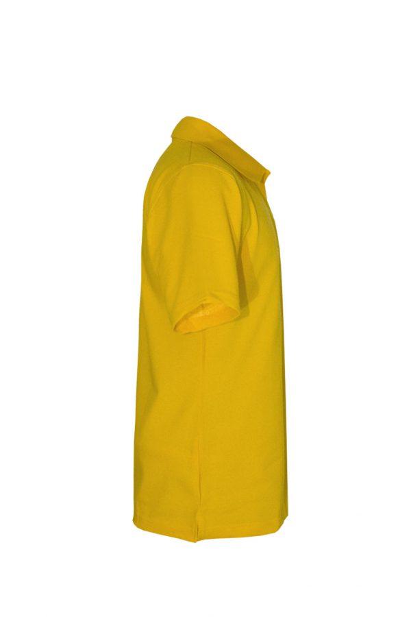 Рубашка-поло желтая-720