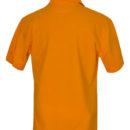 Рубашка-поло оранжевая-721
