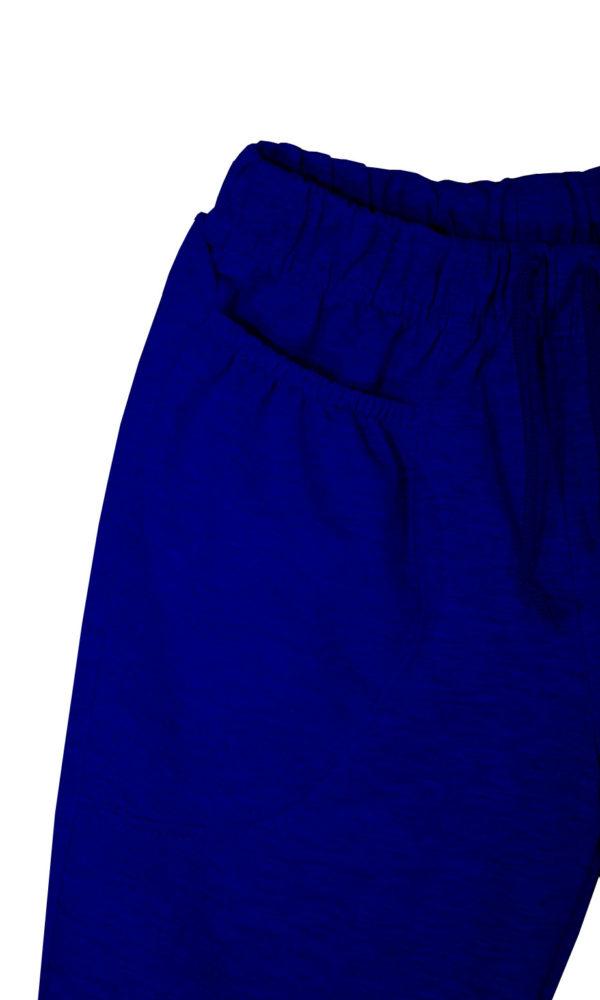 Трикотажные женские брюки-905