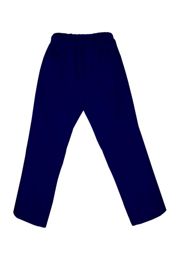 Трикотажные женские брюки-924