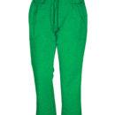 Трикотажные женские брюки-0