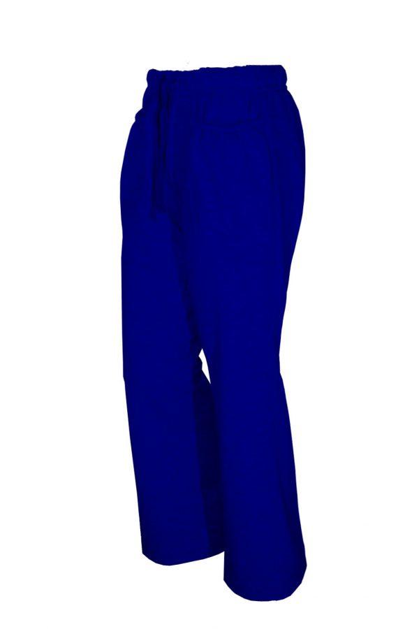 Трикотажные женские брюки-908