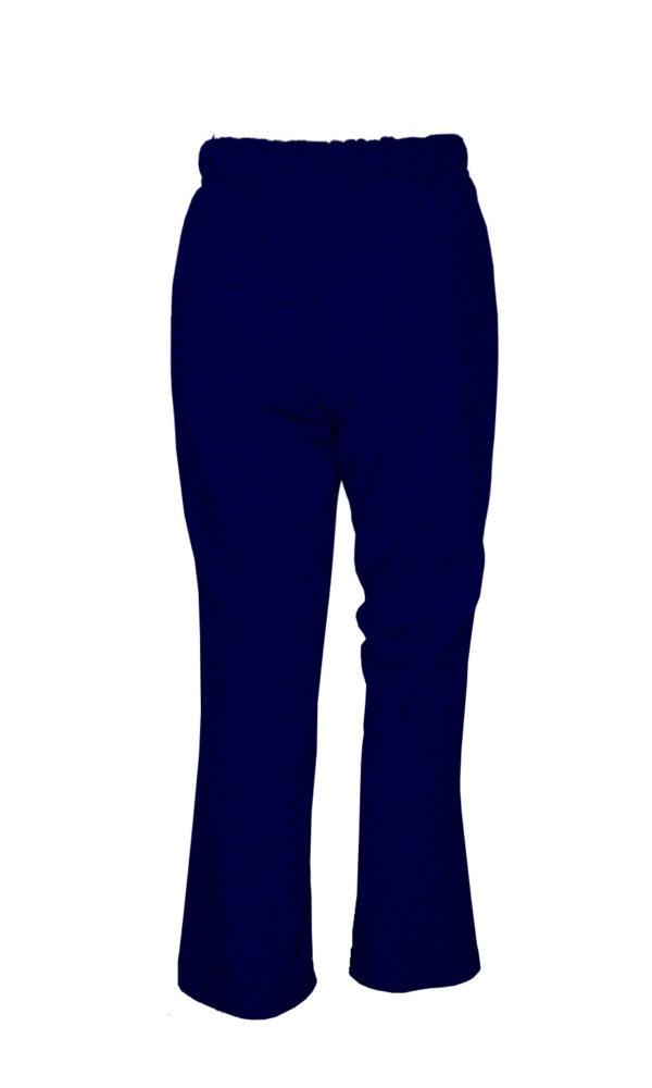 Трикотажные женские брюки-921