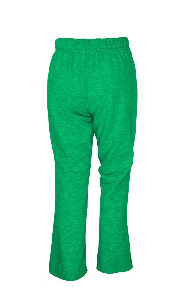 Трикотажные женские брюки-918
