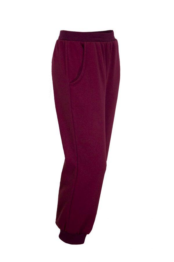 Трикотажные брюки-1077