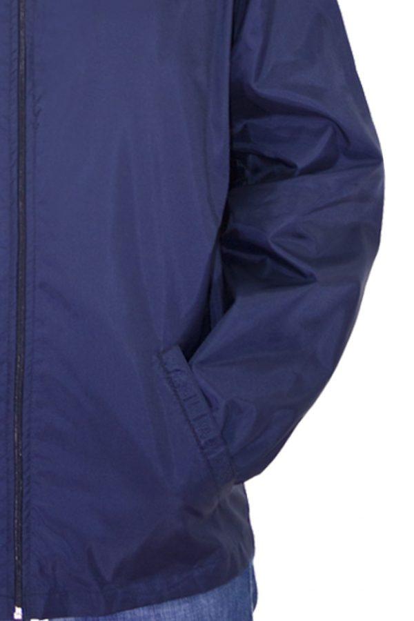 Куртка дождевик, мужская-1150