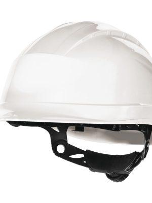 Каска защитная QUARTZ UP III белого цвета