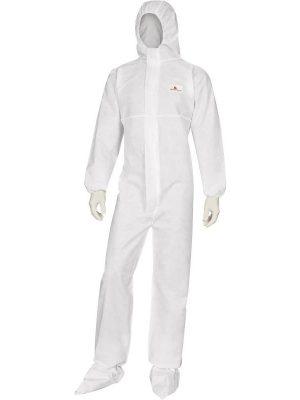 Комбинезон DT220 DELTATEK 6000, белого цвета, размер XL (огнестойкий)