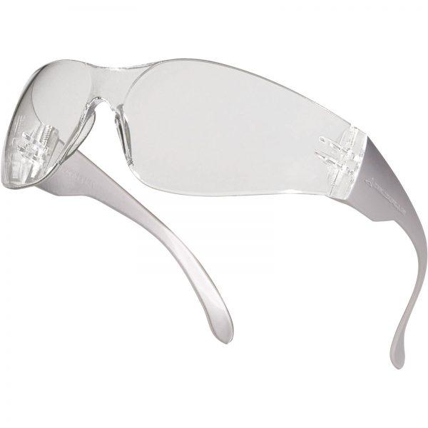 Очки защитные BRAVA из поликарбоната, с прозрачными линзами